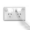 Double USB Charging Powerpoint