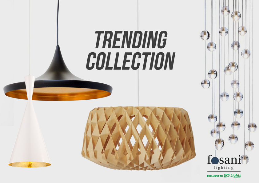 Browse Brochure: Fosani Lighting Trending Collection