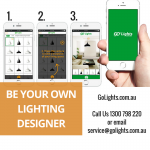 Be your own lighting designer