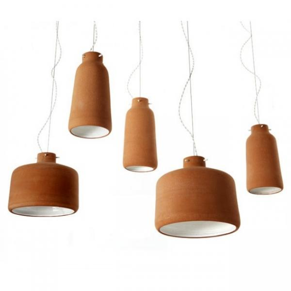 View Photo: Replica Benjamin Hubert Clay Pendants