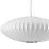 Replica George Nelson Saucer Bubble Pendant Lamp Light White