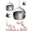 Replica Lorenza Bozzoli Juuyo Geisha Flower Pendant