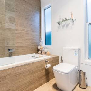 View Photo: Granny Flat Display - Bathroom