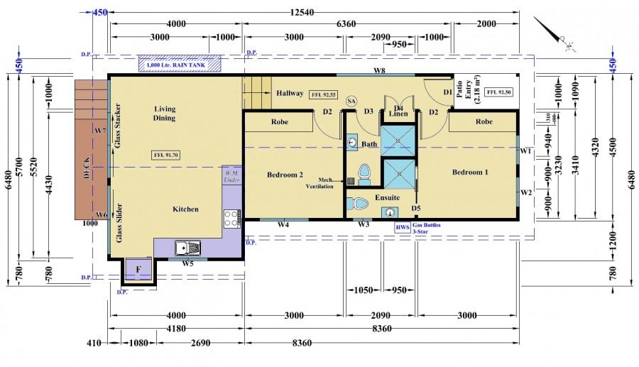 View Photo: Granny Flat Floor Plan