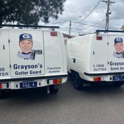 View Photo: Gutter Guard Cars