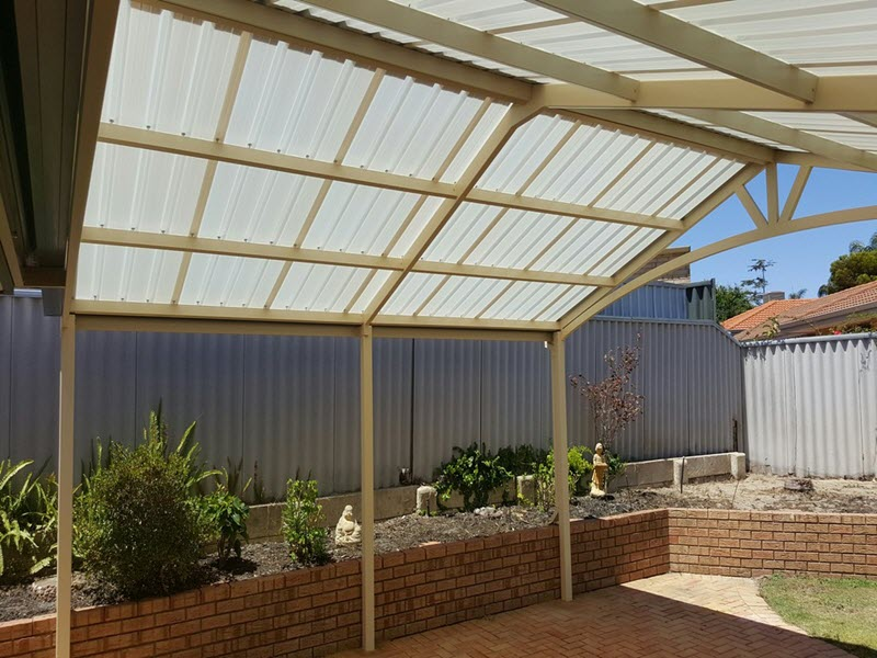 View Photo: All polycarbonate Gable patio 4 - Great Aussie Patios