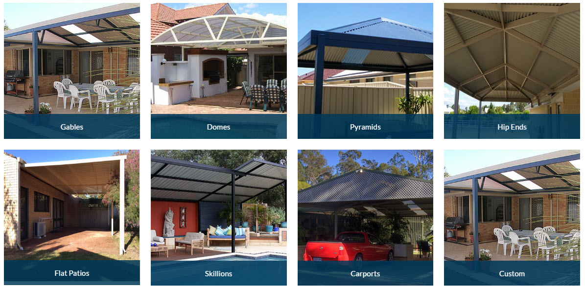 View Photo: View our range of Patio Designs