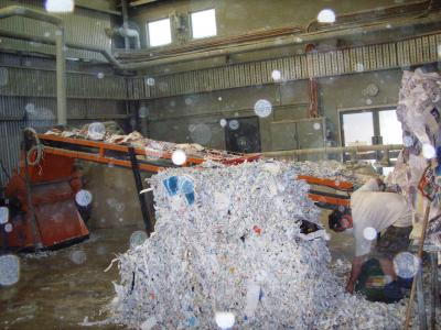 Recycled Cellulose Fibre Production