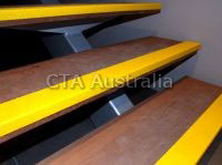 View Photo: Grip Guard Non-Slip stair nosings