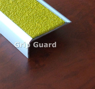 View Photo: Yellow carborundum R-13 Slip Resistance Rating