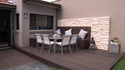 View Photo: Decking for Entertainment Area
