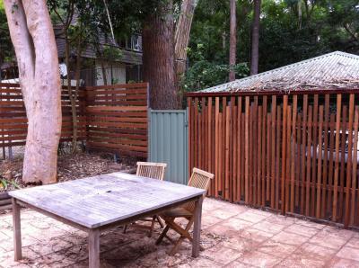 View Photo: Hardwood Fencing