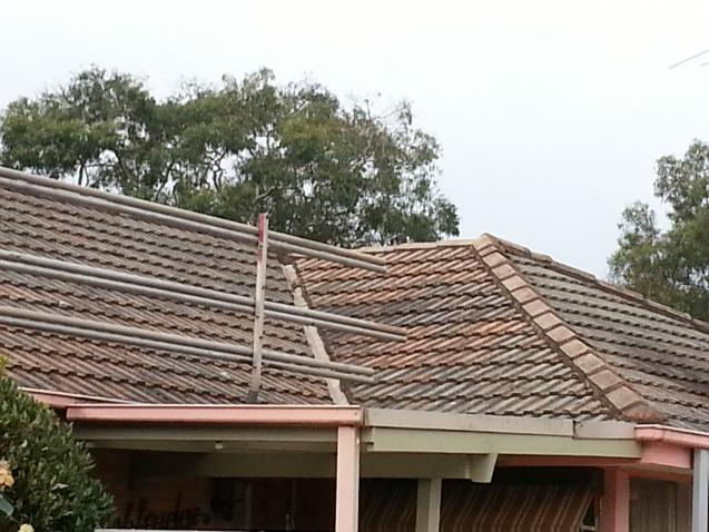 Read Article: Roof Restoration 'To paint or not to paint'