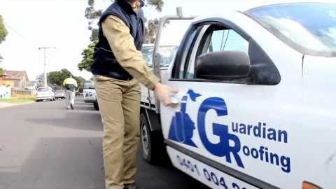 Watch Video: Guardian Roofing- Restoration Company