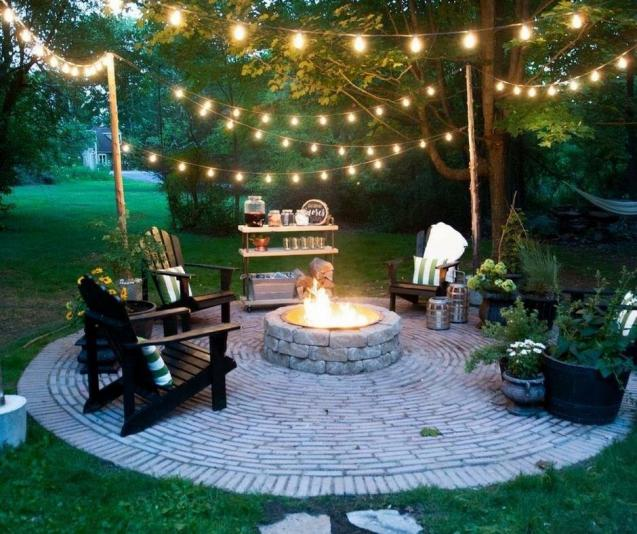 Fire Pits – There is No App for That Thank Goodness