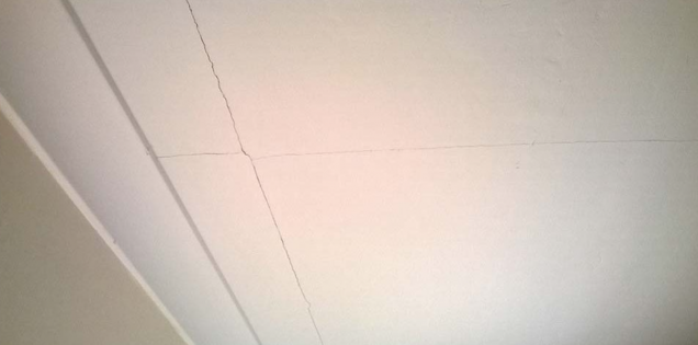Read Article: HOW TO FIX A CRACK OR HOLE IN A PLASTER CEILING