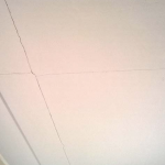 HOW TO FIX A CRACK OR HOLE IN A PLASTER CEILING