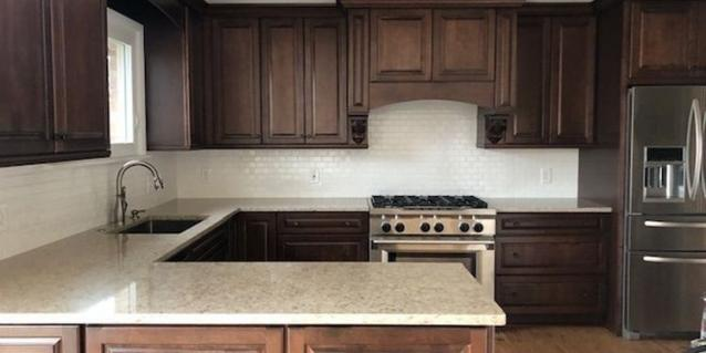 Read Article: Painting Kitchen Cupboards