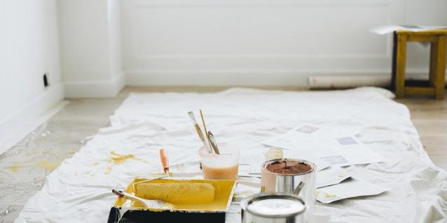 Read Article: Repaint a room in a weekend