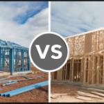 Timber Frame vs Metal Frame