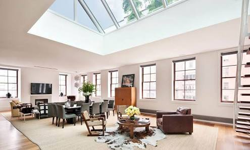 Read Article: Skylights - Creating space and light