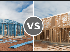 Read Article: Timber Frame vs Metal Frame