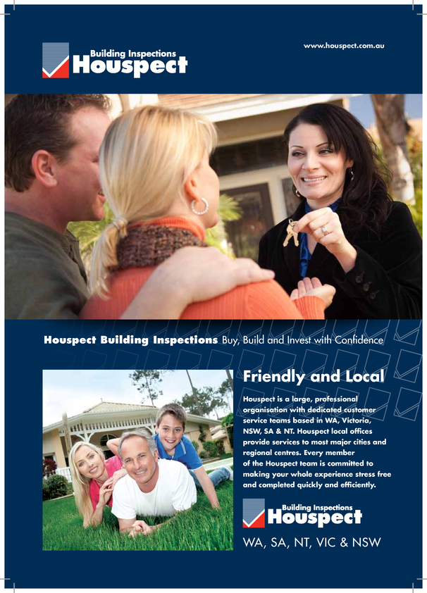 View Brochure: Houspect Brochure