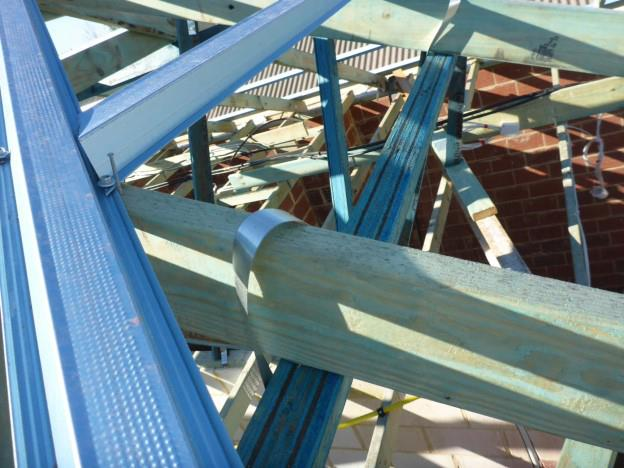 New Homes in WA - Roof Frame Inspections