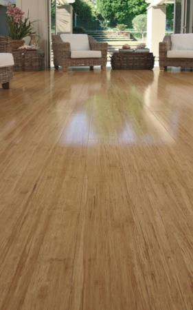 View Photo: Natural Bamboo Flooring