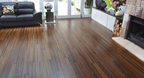 View Photo: Naturally Bamboo Antique Flooring