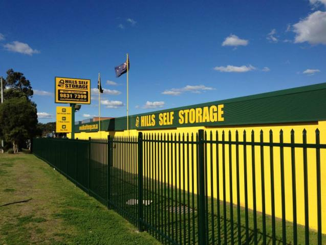 Read Article: Residential and Commercial Self Storage Facility in Blacktown
