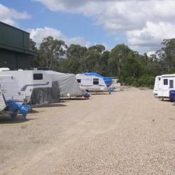 View Photo: Caravan & Boat Storage Galston