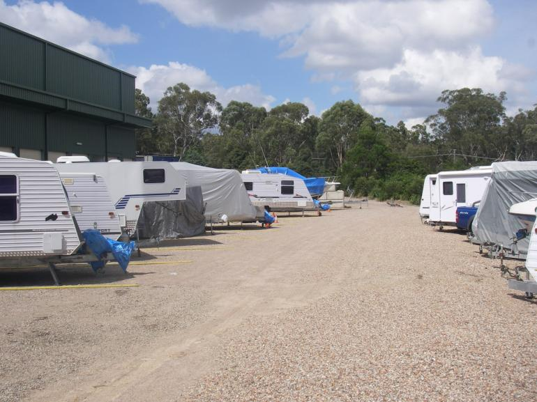 View Photo: Caravan & Boat Storage Galston