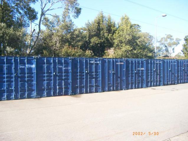 View Photo: Shipping Container Storage