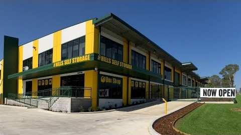 Watch Video: Hills Self Storage in Rouse Hill - State Of The Art Storage Facility
