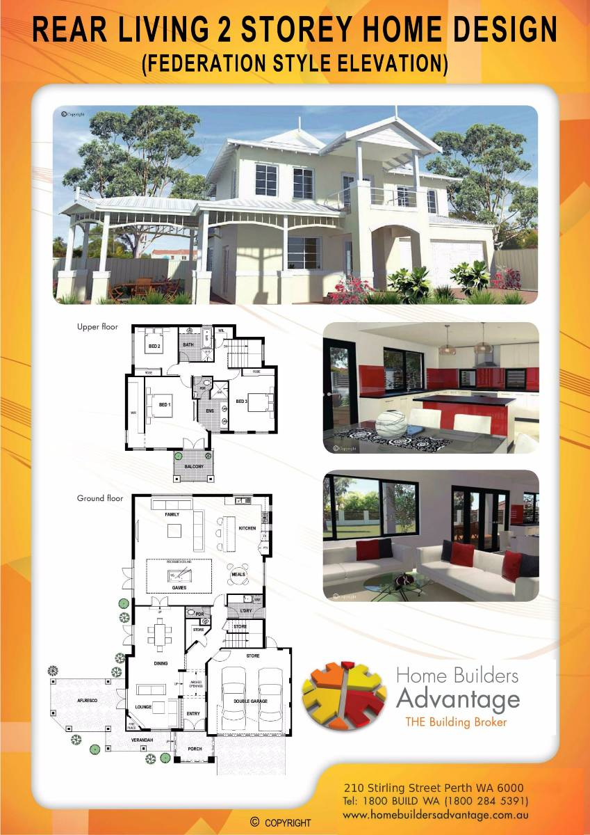 Home building photos homeone for Builders advantage