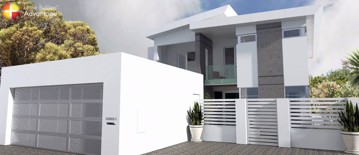 Concept Front Elevation