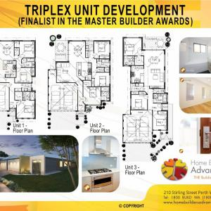 View Photo: MBA Finalist Triplex Development