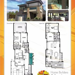 View Photo: Narrow Lot Contemporary Home