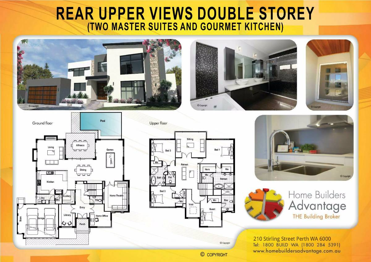 View Photo: Two Storey with Two Master Suites