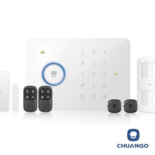 The benefits of wireless security alarm systems compared to wired systems