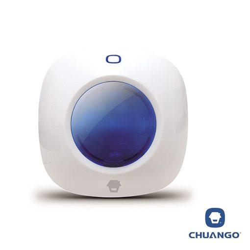 View Photo: Chuango Indoor Siren Strobe