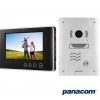 Panacom 780 Flush Mount Video Intercom Kit (Black)