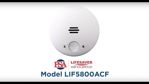 Watch Video: Features of the Lifesaver Silhouette LIF5800ACF