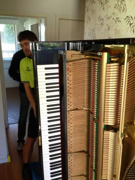 View Photo: Piano Removalists