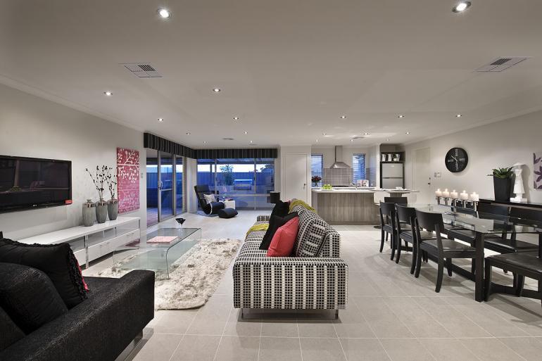 View Photo: Capri Display Home - Living