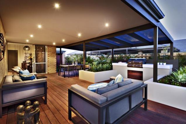 View Photo: Crown Display Home - Alfresco