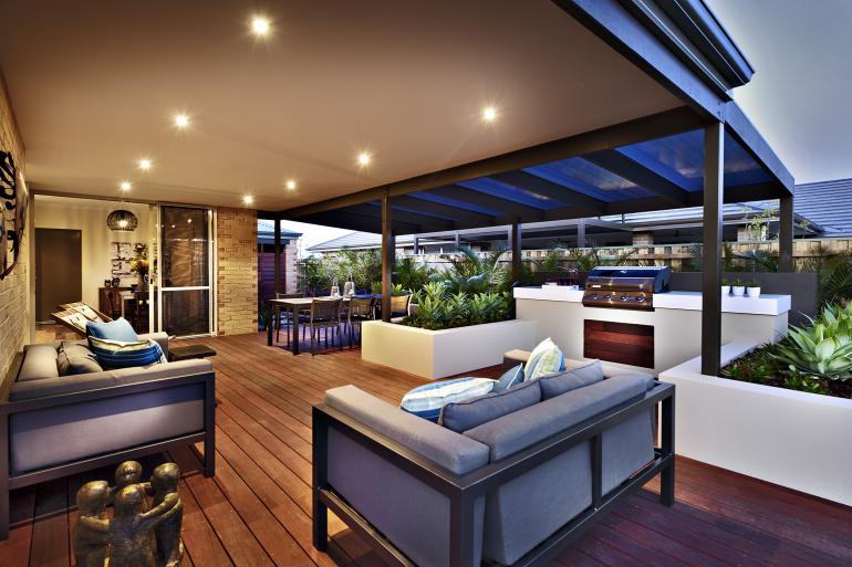 View Photo: Crown Display Home - Alfresco