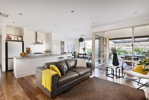 View Photo: Crown Display Home - Living