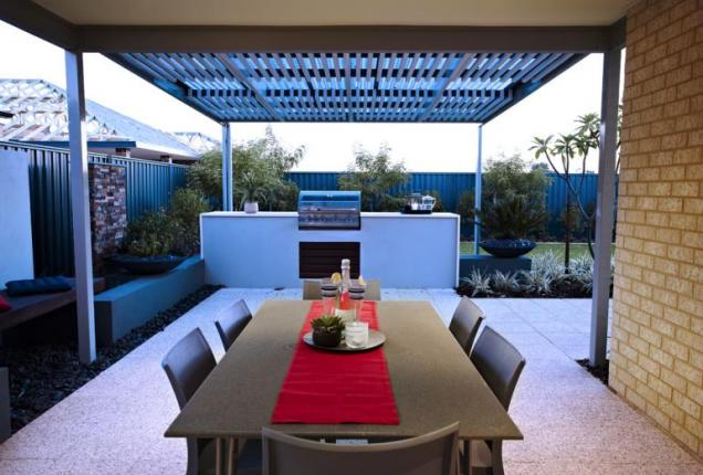 View Photo: Escape Display Home - Alfresco